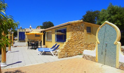 Algarve Bungalow Al SHams Ingrina Zavial Beach