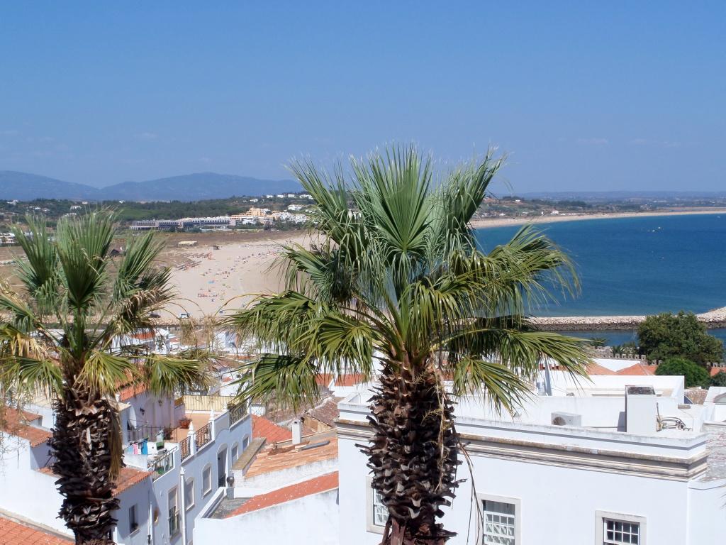 Algarve Villa Beach View Lagos Meia Praia
