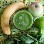 green smoothie juicy