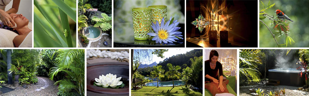 Beauty Health Spa Eco Resort Blue Green