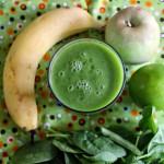 green smoothie juicy